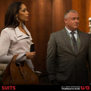 Suits: Jessica and Darby
