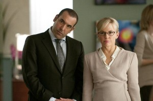 Suits - Season 2 Louis and Sheila
